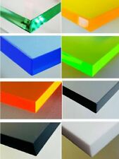 Funky Shelf- Neon Colours Perspex Acrylic 10mm Thick - Gives off a Natural Glow