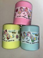"1x Squishmallows 4"" Fruit Mystery Squad Capsule KellyToy Plush - Rare  Presale"