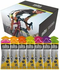 SIS GO CYCLING RUNNING SPORTS ISOTONIC ENERGY GEL 6 x SACHETS MIXED FLAVOURS