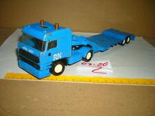 MATCHBOX Super Kings Daf Space Cab Transporter, ohne Ladung, K-126-128, 1986, 19