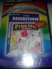 Kinder - Druckstudio - Print Star für Kinder