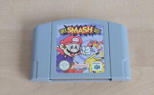 Super Smash Bros - Nintendo 64 - PAL