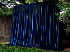 GOTHIC BOHO Opt. UV THICK SOFT FLOPPY VINTAGE VELVET CURTAINS THEATRE PORTIERRES