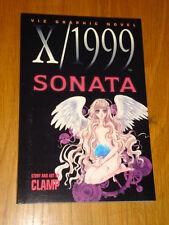 X/1999 SONATA VOL 3 STORY AND ART BY CLAMP MANGA VIZ GRAPHIC NOVEL