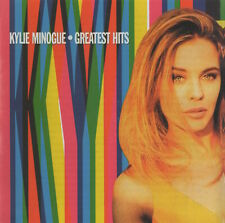 KYLIE MINOGUE - GREATEST HITS - MUSHROOM LABEL - RARE DOUBLE CD