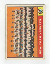 New York Yankees 228 (1961) VG 3