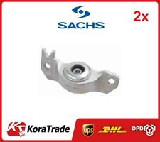 2x 802 685 SACHS SHOCK ABSORBER TOP MOUNT CUSHION SET