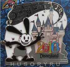 Disney 2016 Disneyland Oswald The Lucky Rabbit New Years Pin