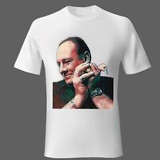 Mens t-shirt, Movie, S M L XL 2XL, James Gandolfini, Sopranos, unisex, ladies,