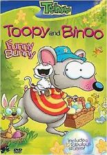 Toupie and Binoo: Funny Bunny (DVD, 2007, Canadian)
