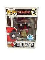 Funko Pop! 786 Nerd Deadpool Funko Exclusive