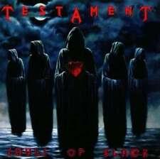 Testament - Souls Of Black NEW CD