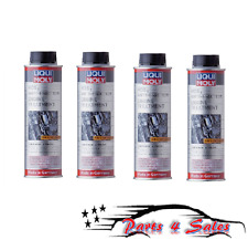 Oil Additive - Liqui Moly MoS2 Anti Friction Engine Treatment 2009 NEW SET OF 4