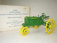 1/16 JOHN DEERE GP WIDE-TREAD EXPO IV PARTICIPANT NIB free shipping