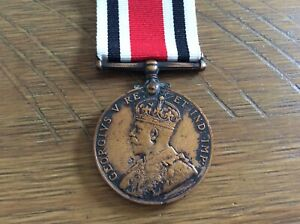 Police Special constabulary Long Service medal, George Grandidge