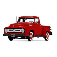 1:25 First Gear *VERMILLION RED* 1956 Ford F-100 Pickup Truck *NIB*