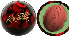 15lb Columbia Messenger Super Flex Pearl Reactive Bowling Ball Black/Red