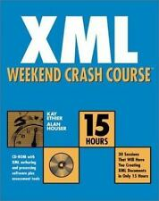 XML Weekend Crash Course by Ethier, Kay; Houser, Alan