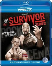 Wwe de catch-survivor series 2011 (Blu-ray disc)