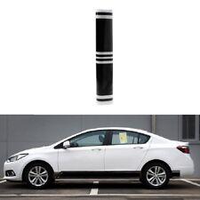 Universal Car Hood Sticker Engine Cover Reflective Decal Stripe For VW BMW Honda