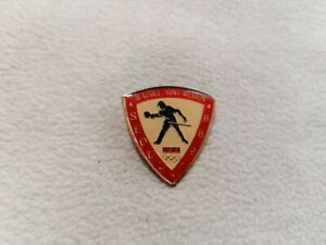 USA Table Tennis Association for Olympic Games Seoul - Beatrice/Hunt-Wesson pin