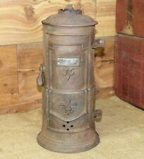 Antique Cast Iron Copper Coil Water Heater Goldberg Plumbing Kansas City #20