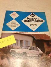Revue Technique Expert Automobile Seat Ronda   éd. 86