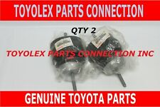 NEW 100% GENUINE LEXUS 12361-38281 ENGINE MOUNT SET (QTY 2)