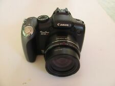 Parts only Repair Canon PowerShot SX10 IS 10MP Digital Camera 20X Optical Zoom