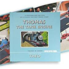 PERSONALISED Children's Book : Thomas the Tank Engine : Book with Gift Box