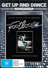 Footloose (1984) NEW DVD Kevin Bacon Dianne Wiest Lori Singer Region 4 Australia