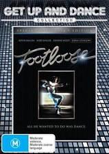 Footloose (1984) NEW DVD Kevin Bacon Dianne Wiest Lori Singer Region 4 Australia