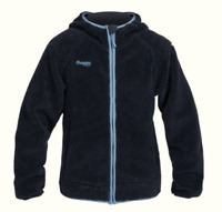 Bergans Of Norway Kinder Jacke Jacket Gr.152 Tustna Fleecejacke Navy Blau, 68001