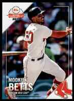 2019 TOPPS NATIONAL BASEBALL DAY MOOKIE BETTS RED SOX #5
