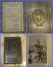 1855 Napoléon - Les Français en Egypte ou Souvenirs des Campagnes Bataille Syrie