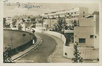 Ansichtskarte Stuttgart Weissenhof Siedlung 1929