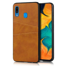 Newest Phone Case For Samsung Galaxy A30 Leather Mobile Phone Protector Cover