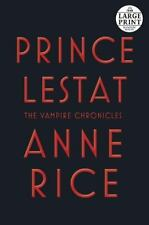 Vampire Chronicles: Prince Lestat 11 by Anne Rice (2014, Paperback, Large Type)