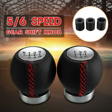 Black Car 5 / 6 Speed Auto Gear Shift Knob Shift Manual For Toyota Camry Corolla