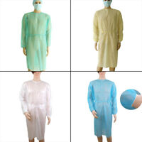 Disposable clean medical laboratory isolation cover gown surgical clothes pro HF