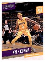 2017-18 Prestige Kyle Kuzma Lakers #176 Rookie RC PWE