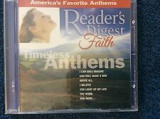 Reader's Digest Faith: (Timeless Anthems America's Favorite) a 2005 CD.  series