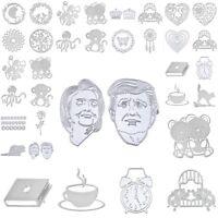 METAL CUTTING STENCIL DIES DIY SCRAPBOOK CARD ALBUM PAPER EMBOSSING CRAFT DECOR