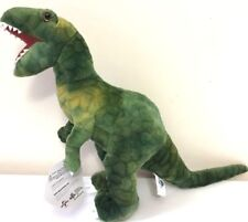 Jurassic World Plush Dinosaur Green Raptor Toy 17''.Soft NWT.Stuffed Animal