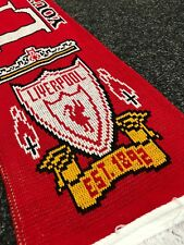 Liverpool Football Scarf
