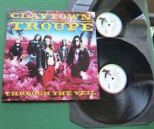 "Claytown Troupe Through the Veil inc Bury My Heart & 12"" Mixes ILPS 9933 LP + 1"