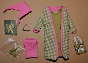 Barbie POODLE PARADE #1643 1965 Vintage REPRODUCTION FASHION De Boxed 1995