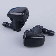 2x Windscreen Washer Sprayer Front Nozzle Jet For Jeep Grand Cherokee 2005-2010