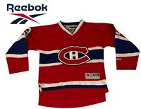 NHL Montreal Canadiens #11 Reebok Center Eishockey Trikot Größe S