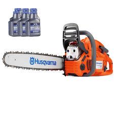 "New Husqvarna 460 Rancher 24"" 60cc Gas Powered Chainsaw 3 Year Warranty"